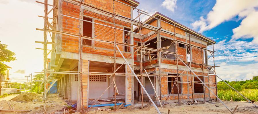 construction de maison neuve