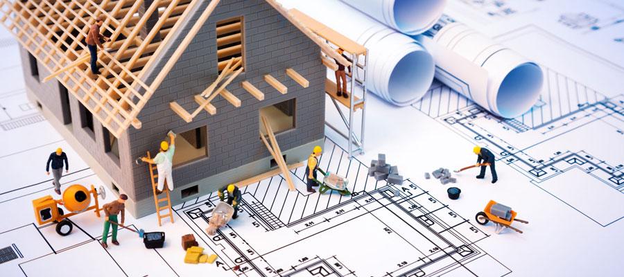 La construction de sa maison en Dordogne